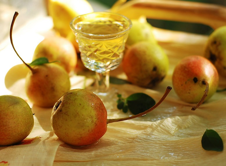 Рецепт приготовление грушевого ликера в домашних условиях