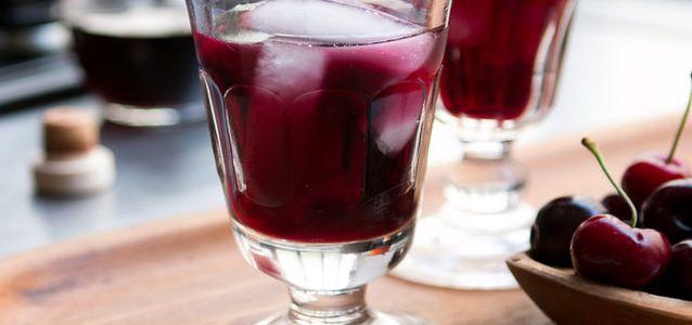 Как сделать вино из черешни?