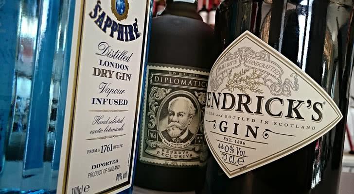 Чем можно разбавить джин