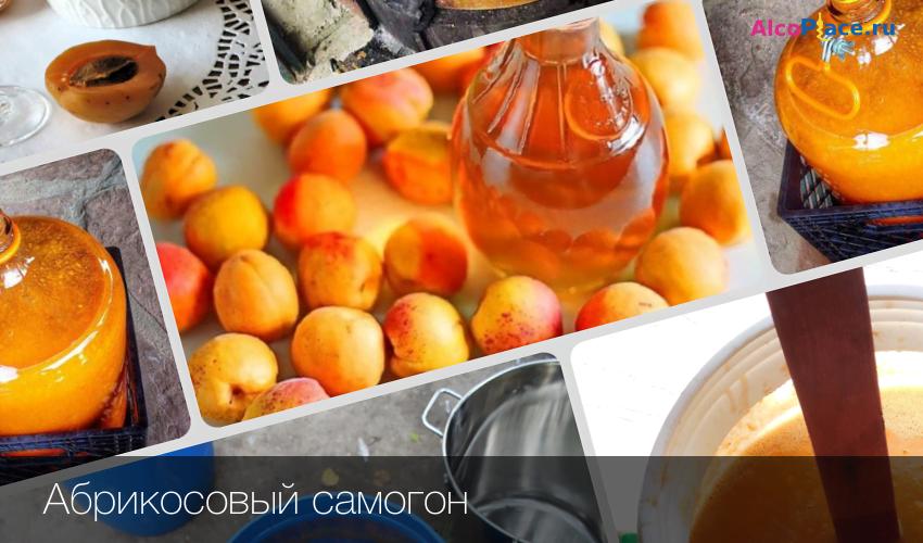 Как сделать самогон из абрикосов в домашних условиях?