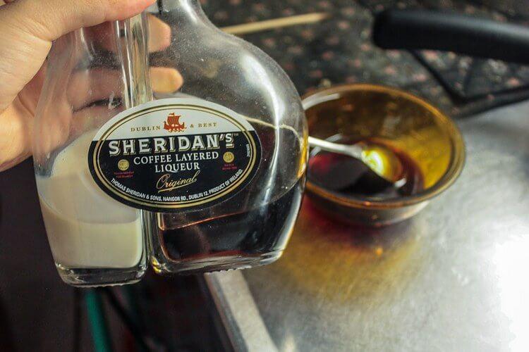 Как пить Шериданс?