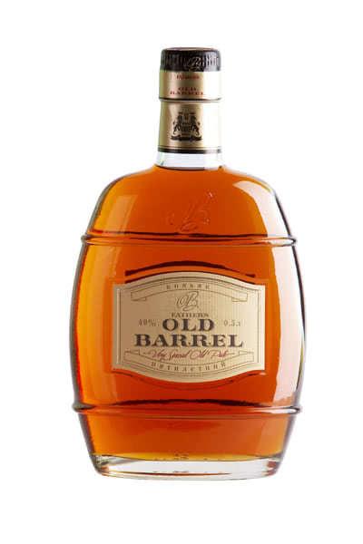 Коньяк Old Barrel