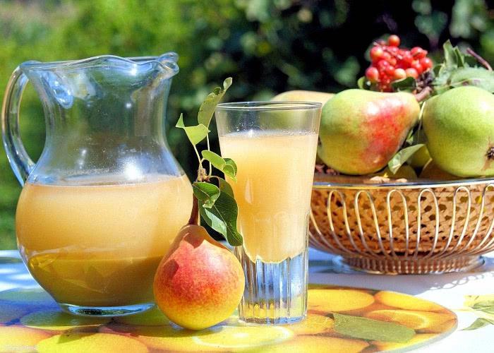 Рецепт приготовления сидра из груш в домашних условиях