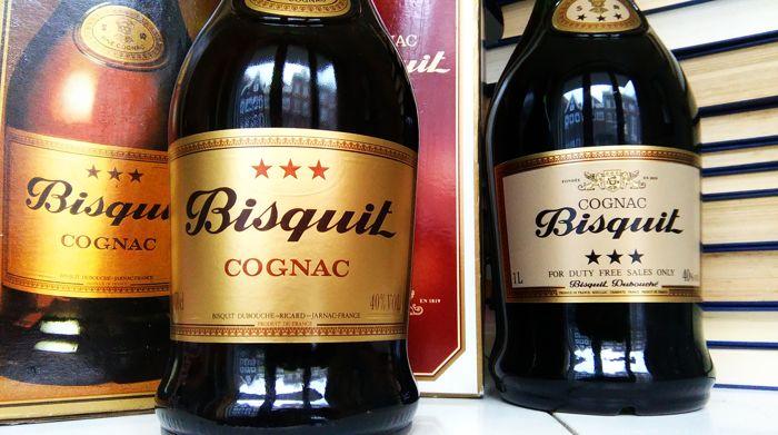 Коньяк Бисквит (Bisquit)