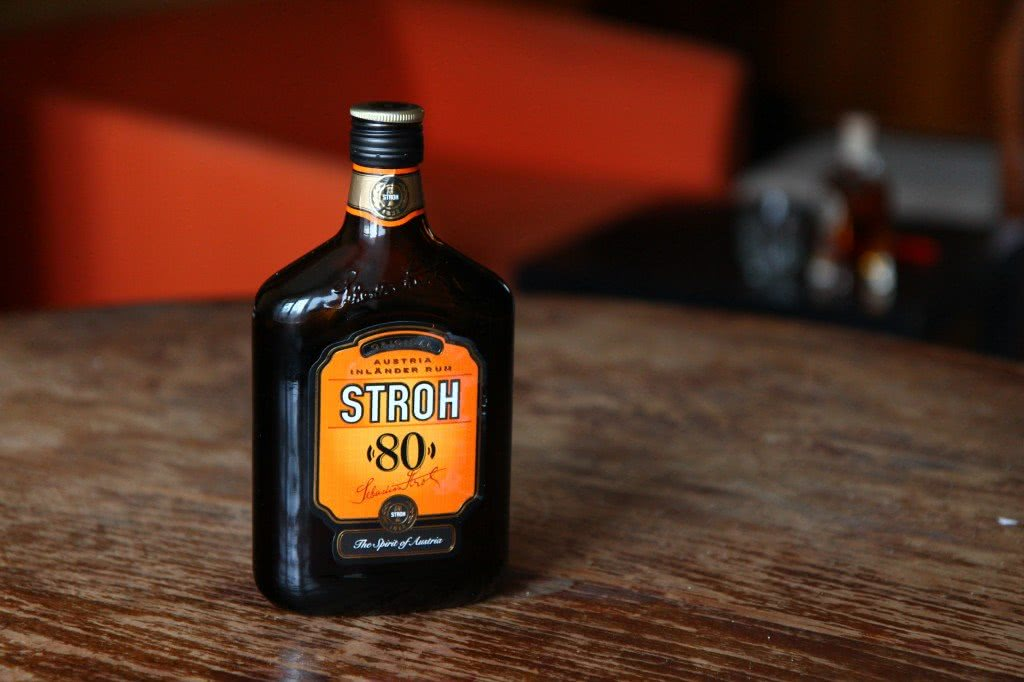 Виски Stroh Строх