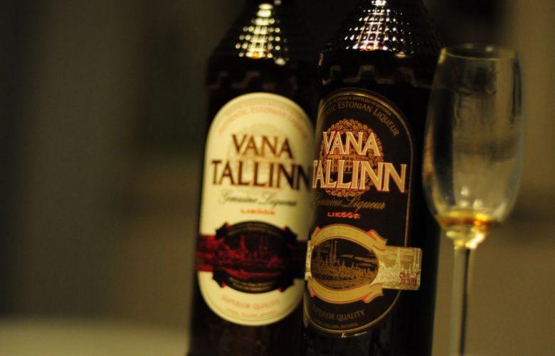 Ликер Vana Tallinn