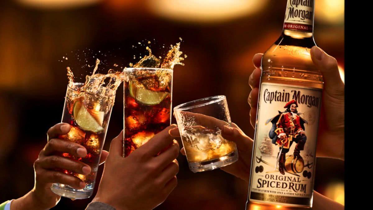 Ром Captain Morgan
