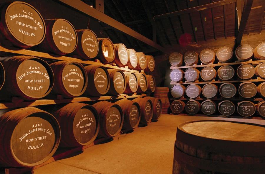 виски выдержка