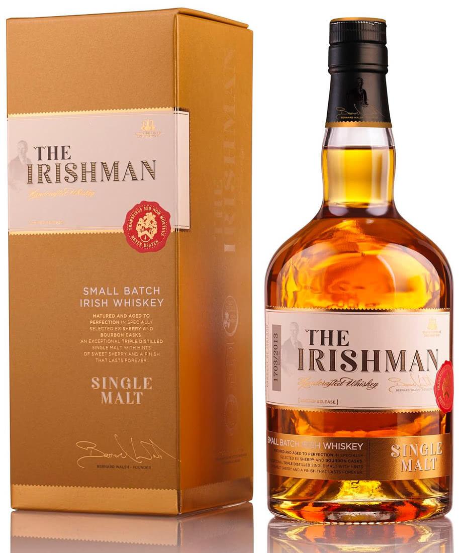 Виски Irishman