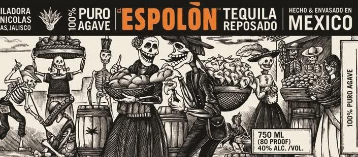 Текила Espolon