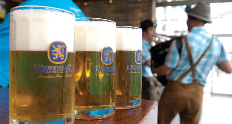 Пиво Lowenbrau