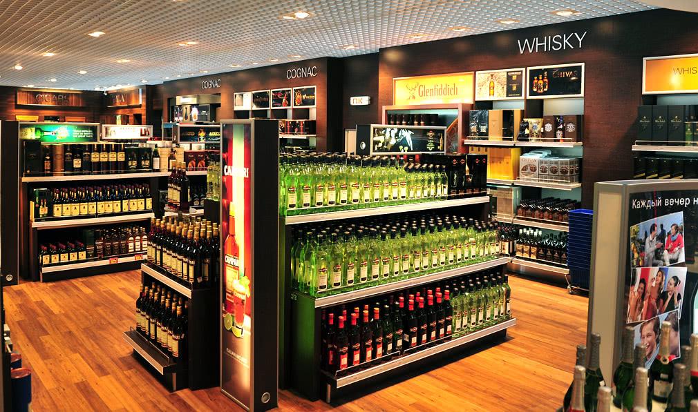 Почему алкоголь из дьюти-фри такой дешевый?