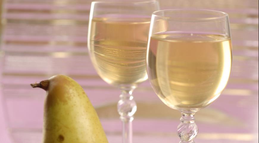 Домашний рецепт приготовления вина из груш