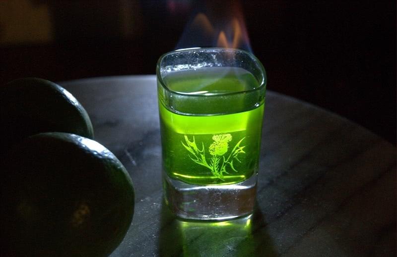 алкогольные коктейли с абсентом рецепты в домашних условиях