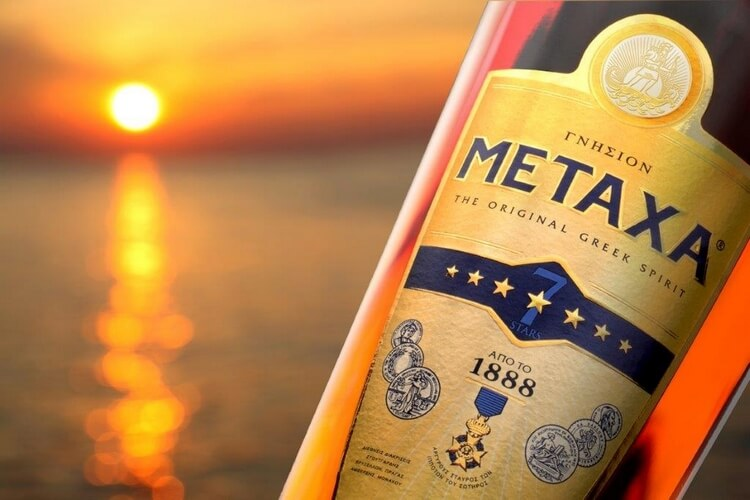 Как правильно пить метаксу?