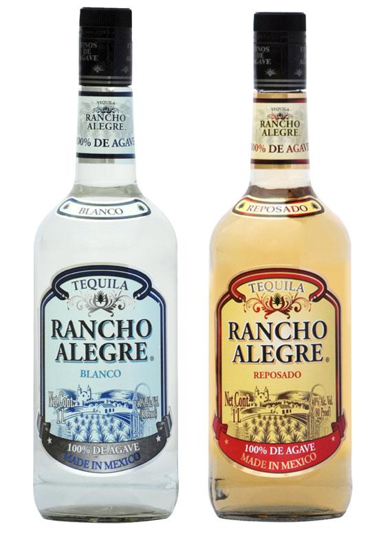 Rancho Alegre текила