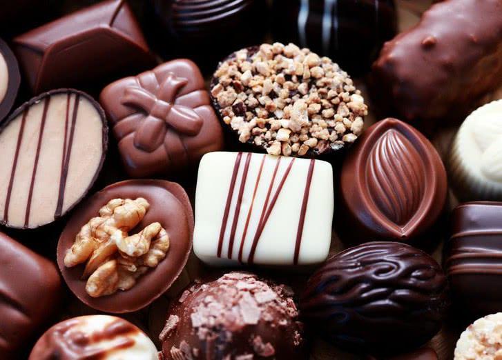 Самогон из шоколадных конфет