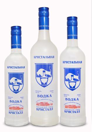 "Водка ""Кристальная"""