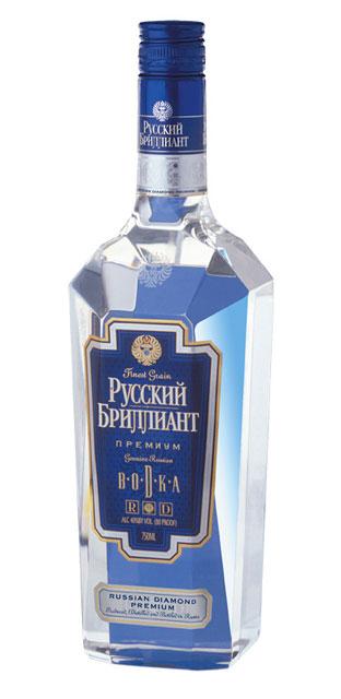 Водка Русский Бриллиант