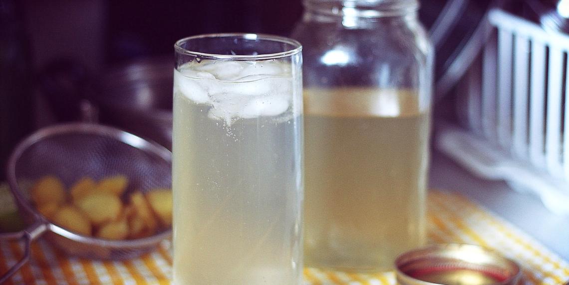 Домашний рецепт самогона из имбиря (имбирного самогона)