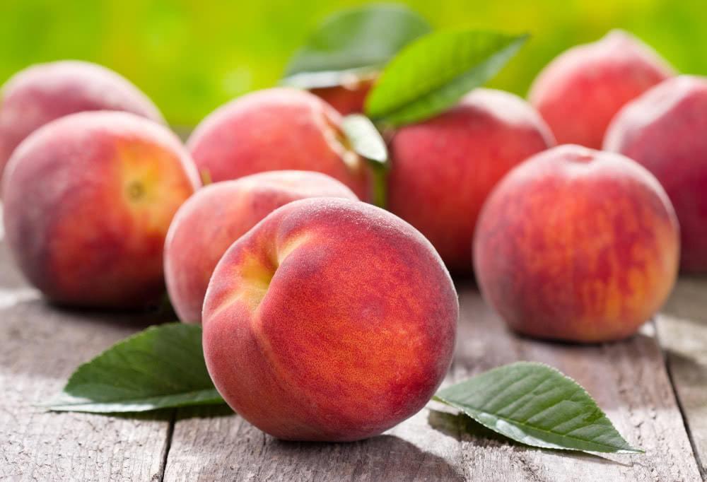 Домашняя настойка из персиков