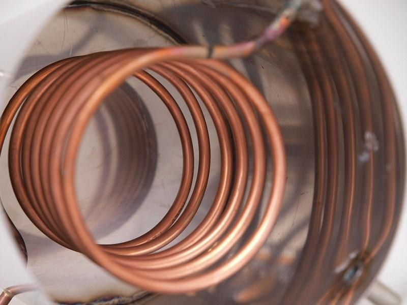 Самогонный аппарат диаметр трубки змеевика купить стеклянный змеевик для самогонного аппарата в ростове на дону