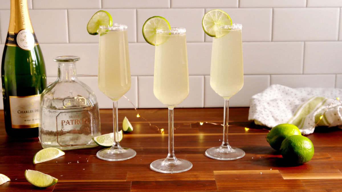 Новогодние алкогольные коктейли