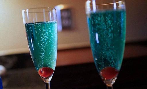 Синее шампанское