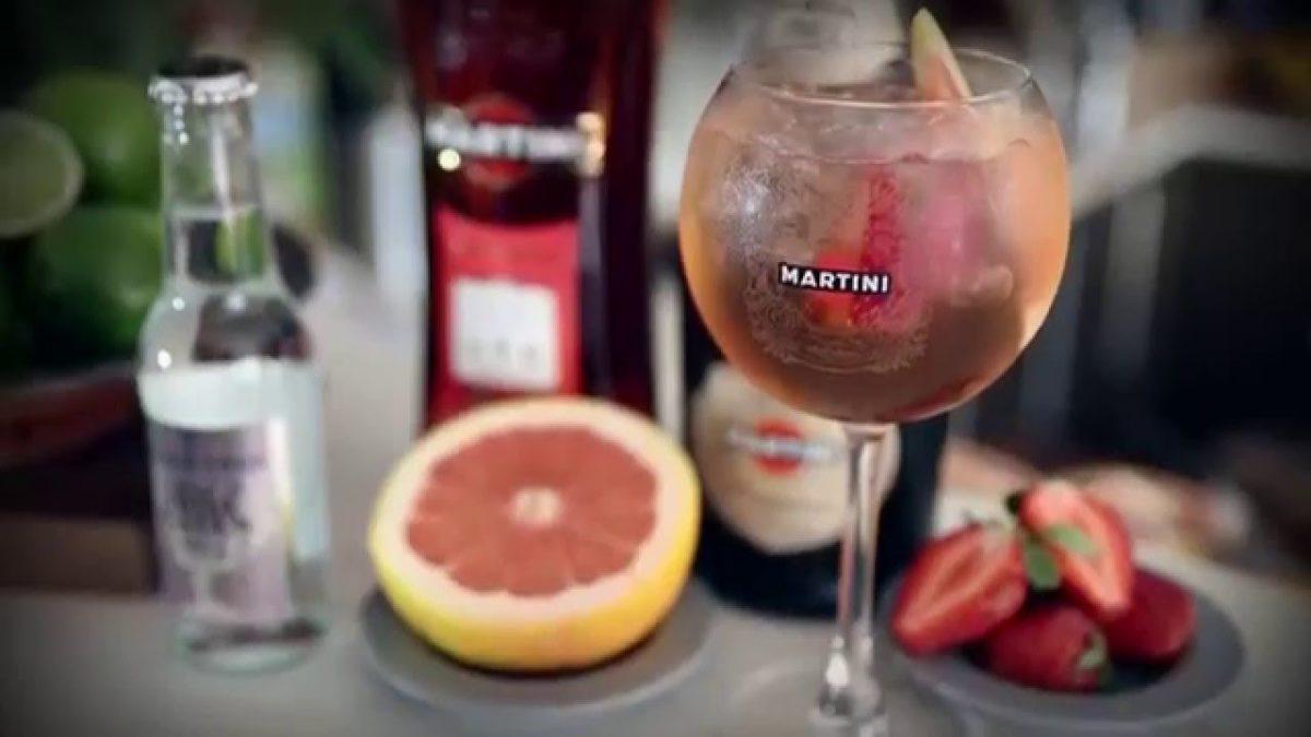 Как и с чем пить мартини Розато?