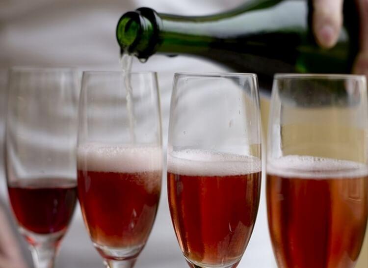 шампанское в домашних условиях