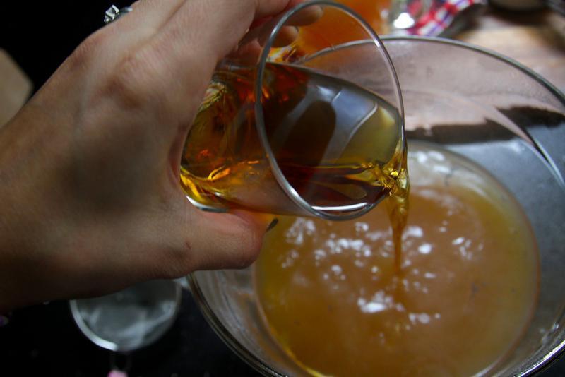 Рецепт горячего ванильного сидра