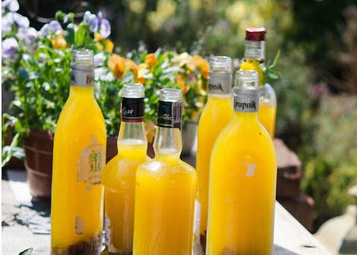 рецепт приготбьвления домашнего вина из ананаса