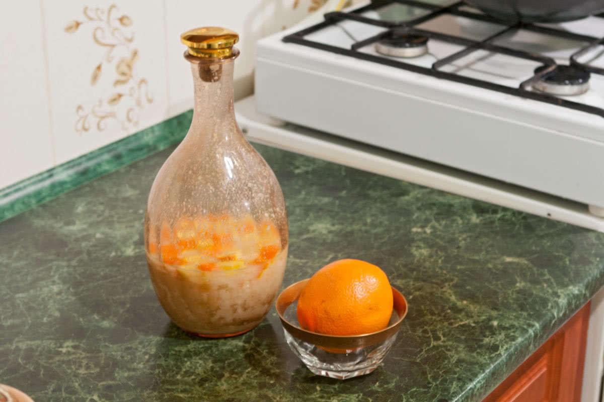 Домашний квас из апельсинов: приготовление апельсинового кваса