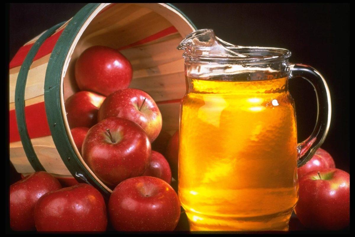 Как сделать яблочный уксус?