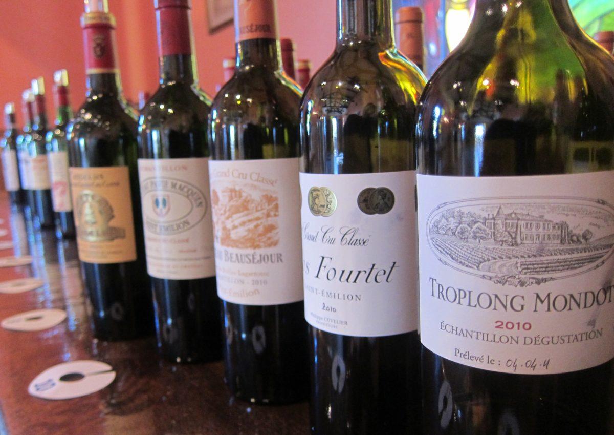 Bordeaux вино бордо