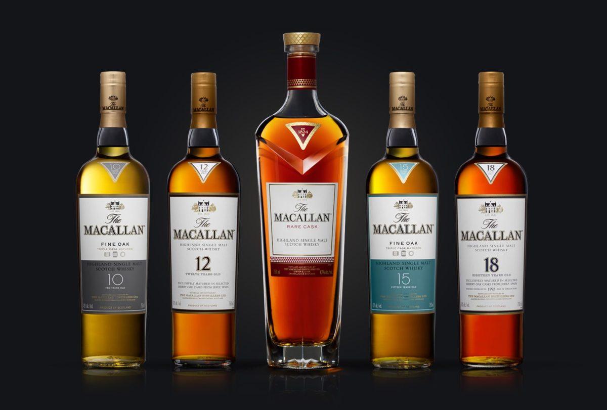 Виски «The Macallan» описание, цена и отзывы