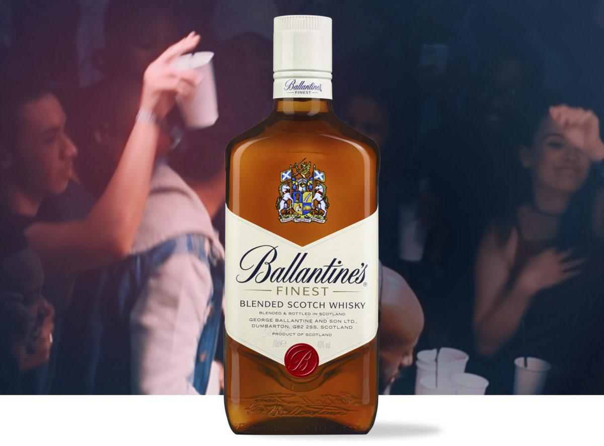 Виски «Ballantines»