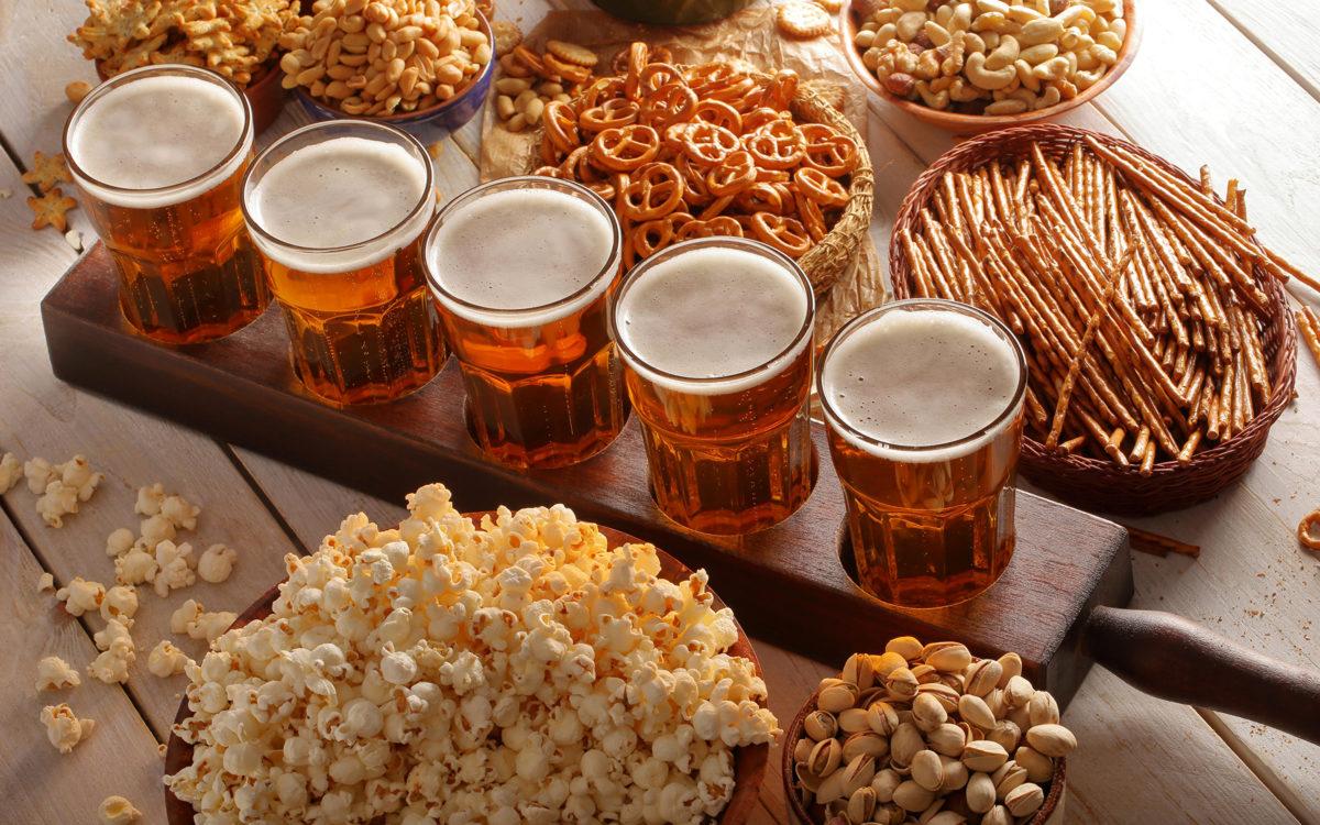 Рецепт пива из орехов – готовим приятный напиток