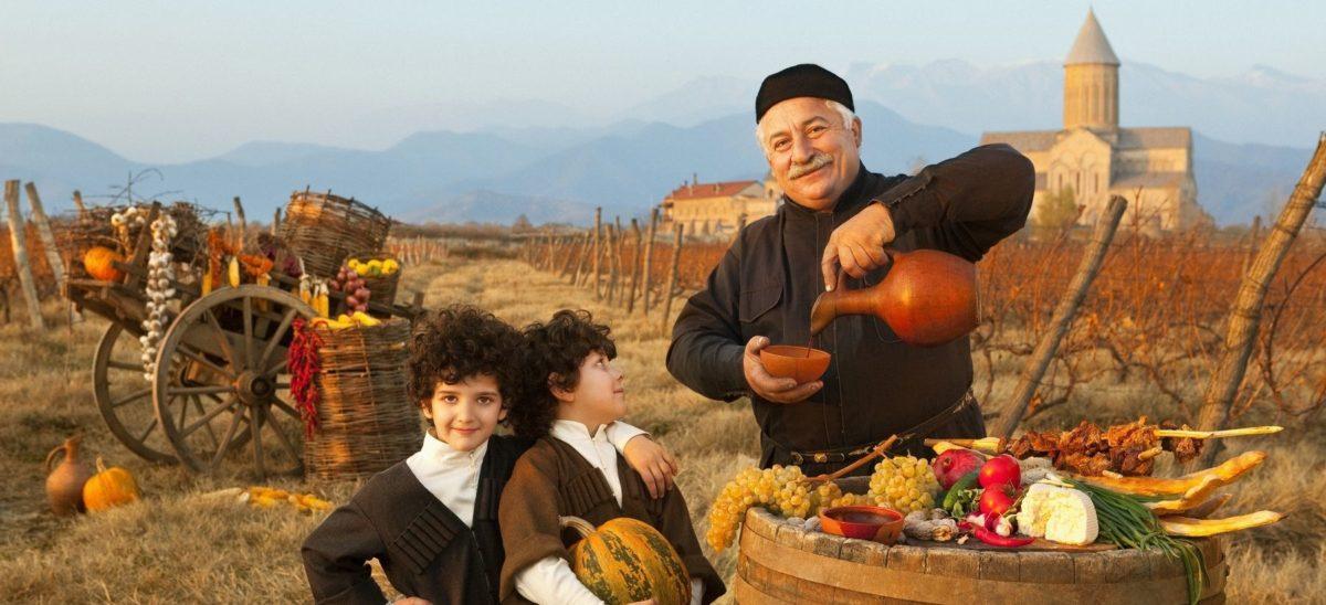 Грузинские вина: виды, марки, бренды и история