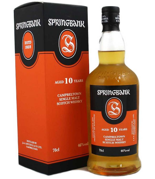 Виски Springbank