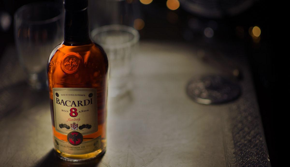 Bacardi как и с чем пить
