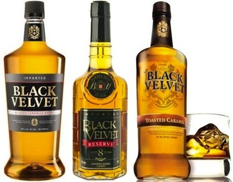 Виски «Black Velvet»