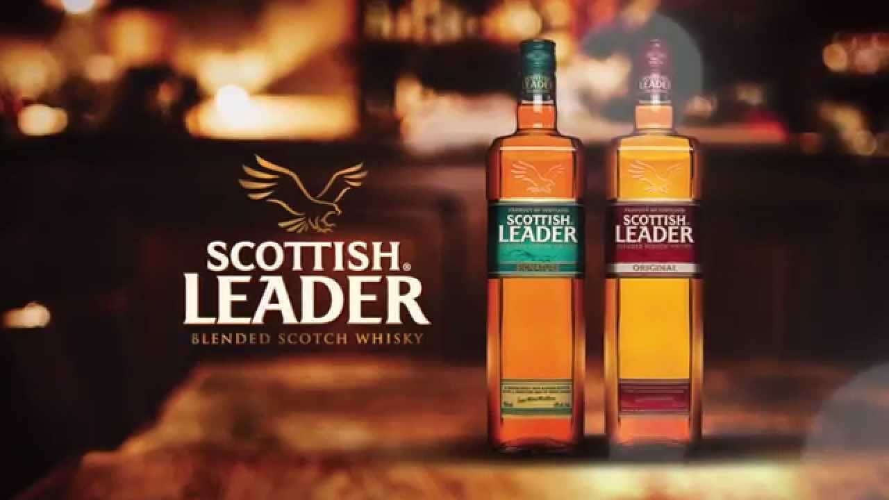 Виски Scottish Leader