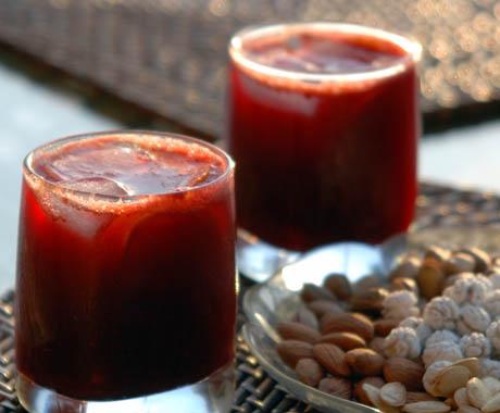 водка с вишневым соком