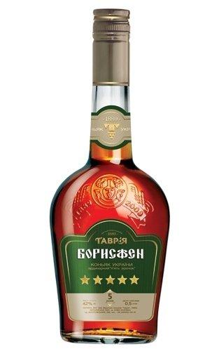 Коньяк «Борисфен»