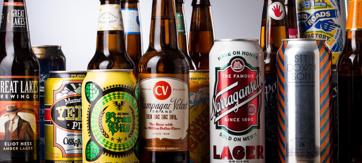 Особенности изготовления и производства пиво лагер