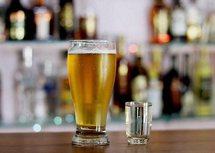 Популярные алкогольные коктейли с пивом: рецепты