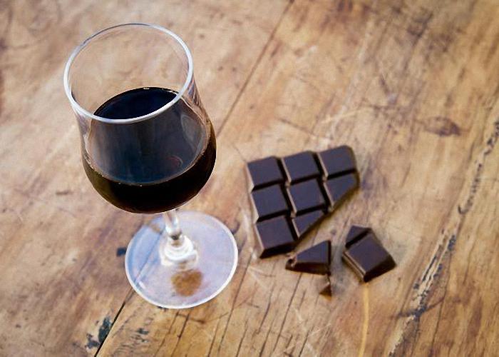 Рецепт домашнего коньяка с ароматом шоколада