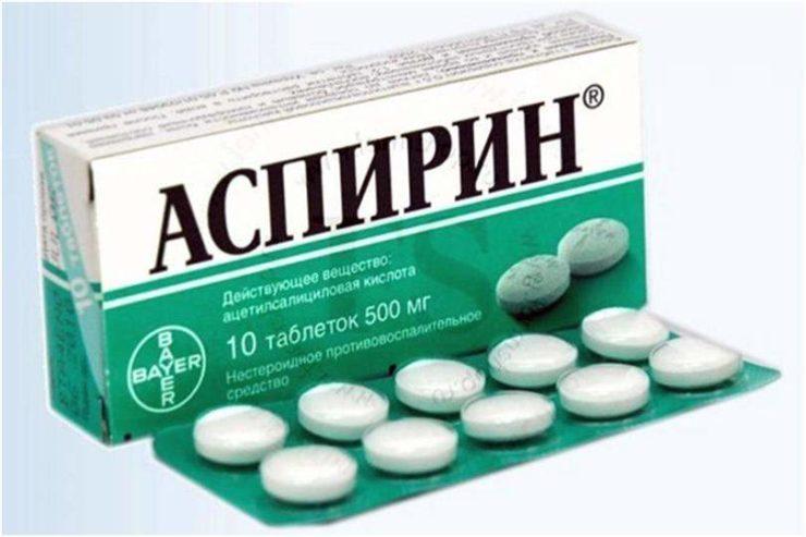 можно ли пить аспирин с водкой