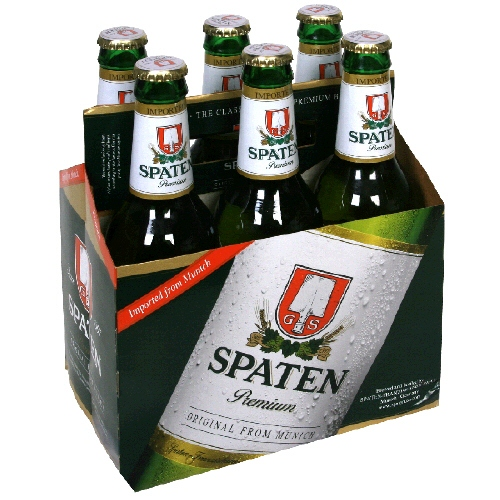 Пиво Шпатен - немецкое пиво из Мюнхена